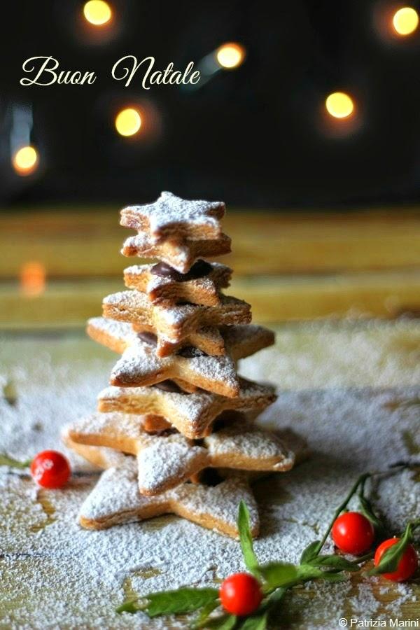 Foto Con Auguri Di Buon Natale.Qualcosa Di Buono Casette Alberelli Ed Il Mio Augurio Di