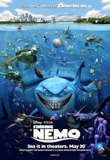 Download Film Finding Nemo (2003) BRRip 720p Subtitle Indonesia