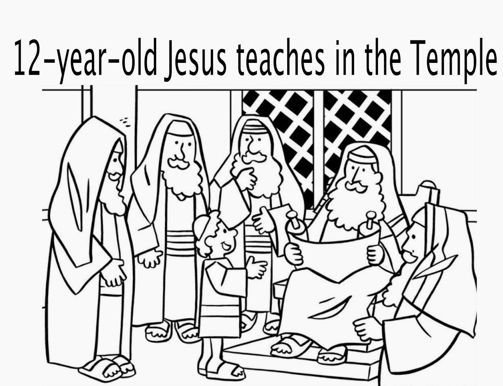 Sunday School Fun January