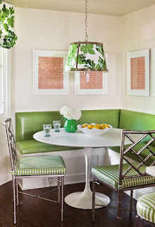 Breakfast Nook Ideas for Small Kitchen