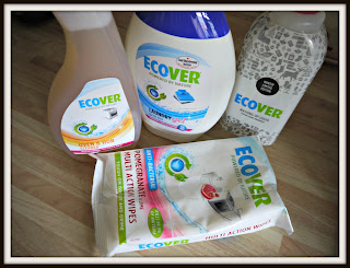Ecover, eco-friendly cleaning