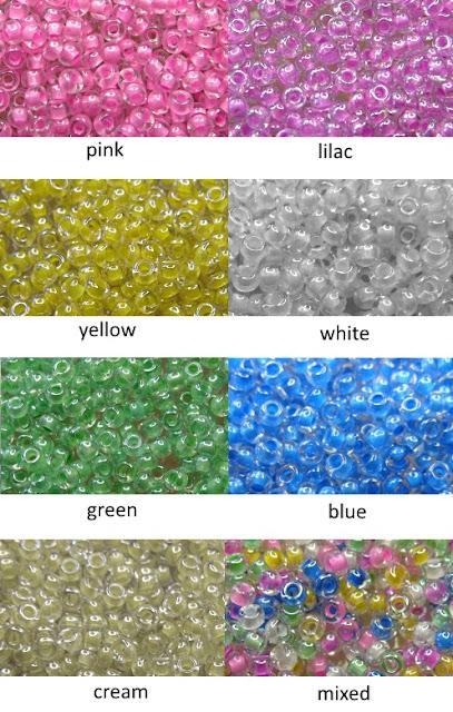 10/0 seed beads