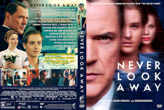 Never Look Away (Werk ohne Autor) DVD DVD Cover