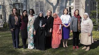 تعرّف على العشرة الأشجع من نساء  العالم