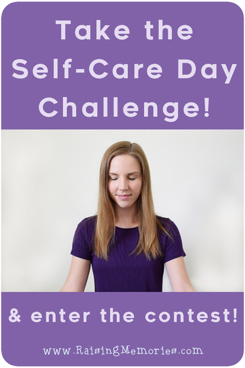 Amazon Gift Card Giveaway in Canada for Self Care Day