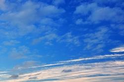 Blauer Nachmittag...