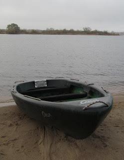 пластиковая лодка ока