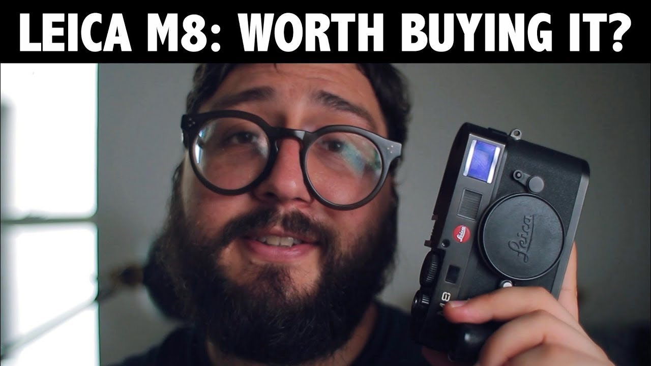Leica M8: still worth buying it?