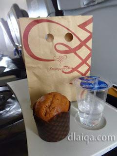 snack dan air minum
