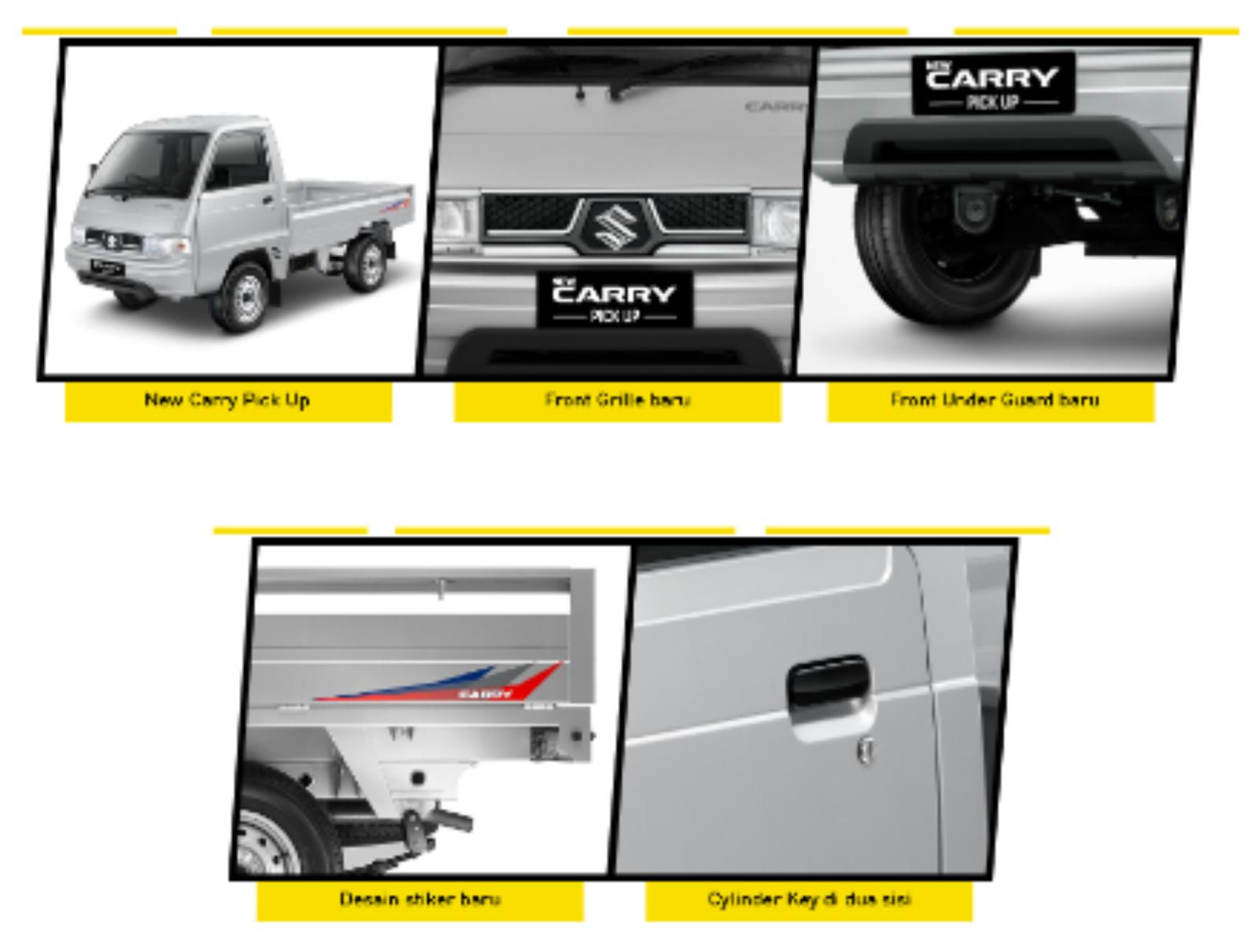 Eksterior-Carry-Pick-Up