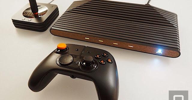 Atari VCS pre venda