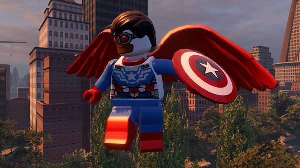 Lego Marvel's Avengers Full Version