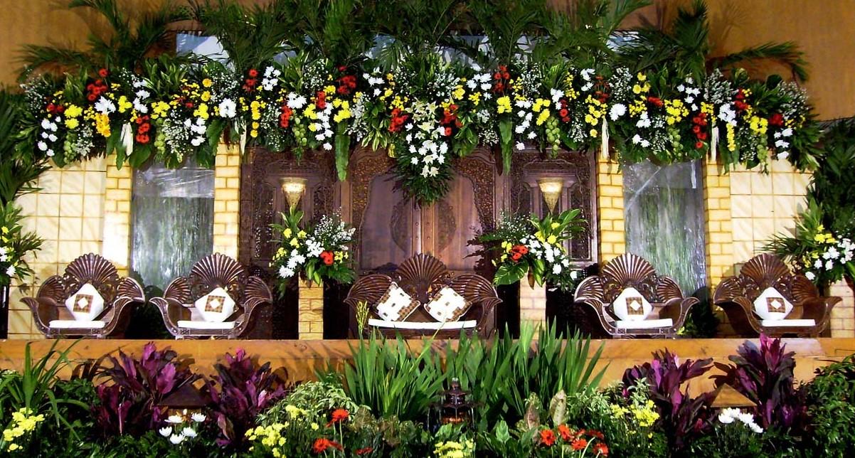 Be Success Home Minimalis 61 Dekorasi Pernikahan Adat