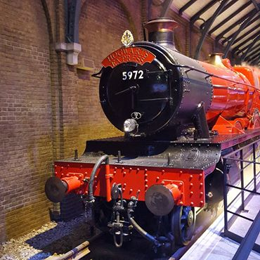 Warner Brothers Studio Tour Hogwarts Express