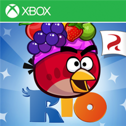 [Windows Phone app] Angry Birds Rio updated (1.7) with 15 new levels