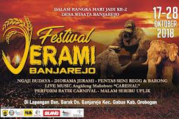 Festival Jerami Akan Hadir di Desa Wisata Banjarejo
