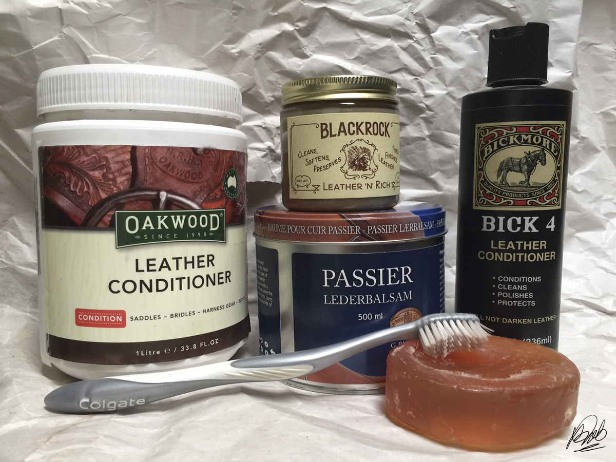 My Leather Rescue Kit