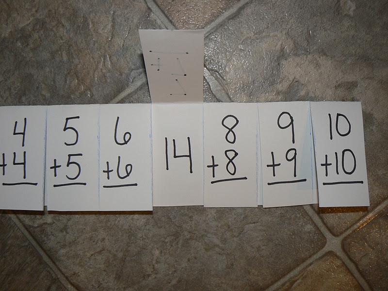 Mrs T 39 S First Grade Class Doubles Flip Chart