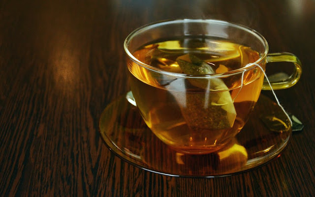 How to Make Ginger Tea in Easy