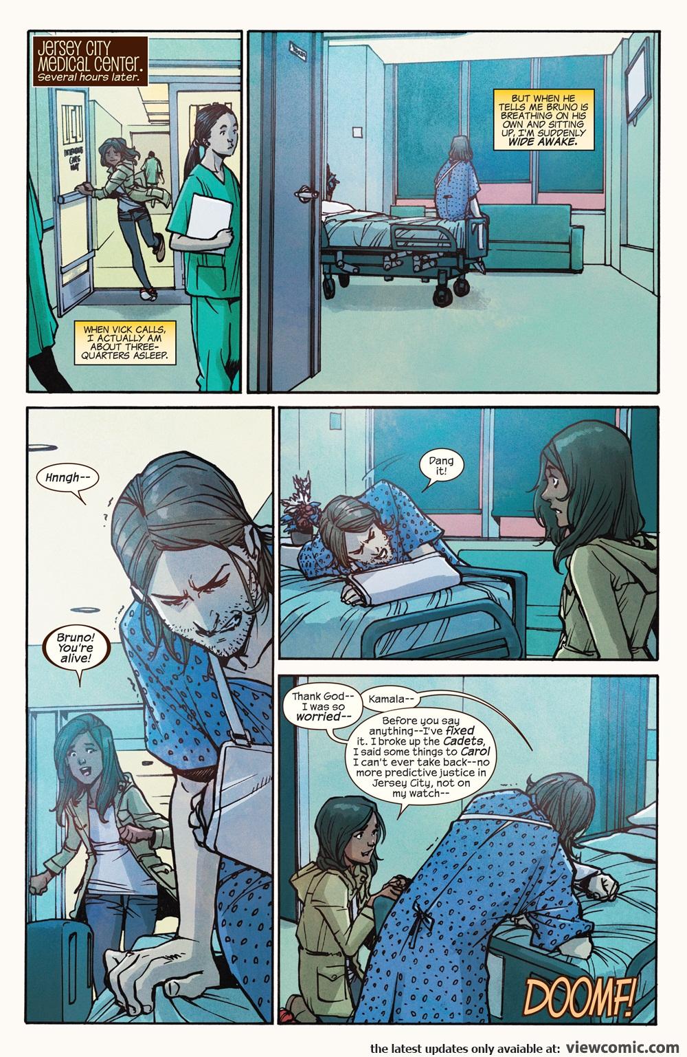 Ms. Marvel v4 011 (2016)  | Vietcomic.net reading comics online for free