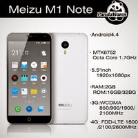 Meizu M1 Note Preview 2