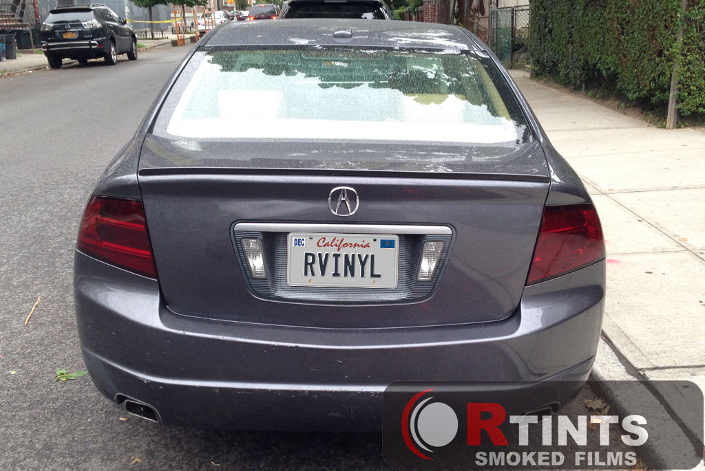 Acura Tl 2004 Tail Light Tint Kits