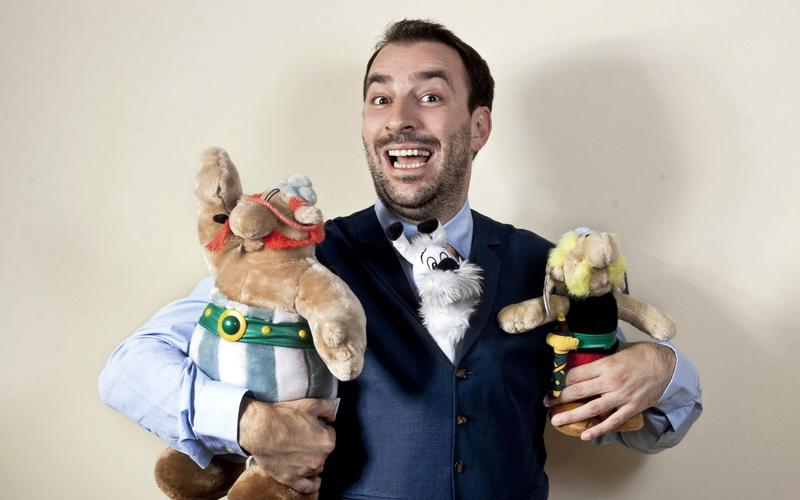 O Γιώργος Χατζηπαύλου σε δύο διαφορετικές παραστάσεις Stand Up Comedy στην Ορεστιάδα