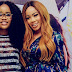 """BBnaija: """"Always Going To Be Here To Support You"""" - Nina Tells Cee-C As They Stun In New Photos"""