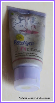 RevAyur Foot Scrub Review