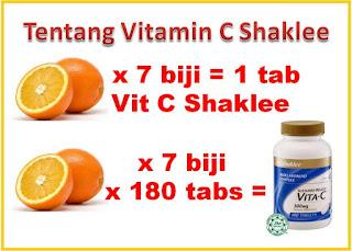 Hasil carian imej untuk tertipu dengan vitamin C shaklee