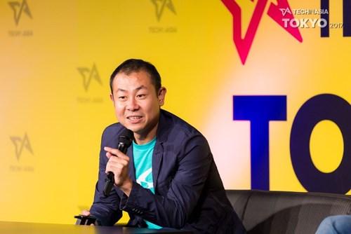 Daisuke Sasaki - CEO Freee, in hồng hạc