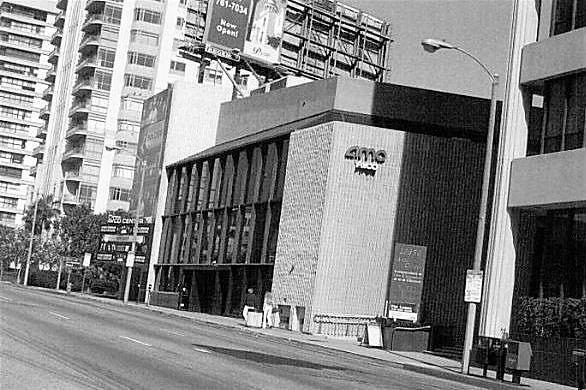 Los Angeles Theatres Ipic Westwood Avco Cinemas
