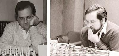 El ajedrecista del Club Ajedrez Terrassa Alexandre Pablo