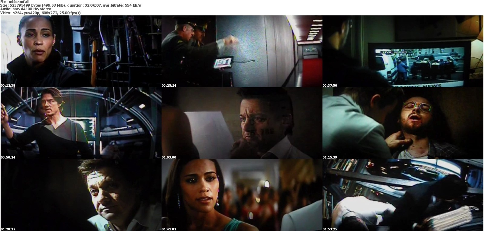 Mission impossible 4 full movie with english subtitles : Trailers