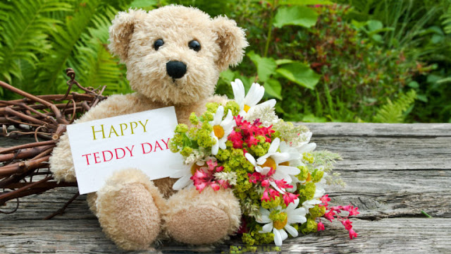 Happy Teddy Day 2018 Wallpapers
