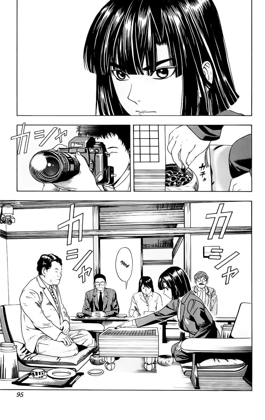 Hikaru No Go hikaru no go chap 48 trang 5