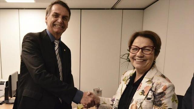 Bolsonaro decidirá si retira o no a Brasil del Mercosur