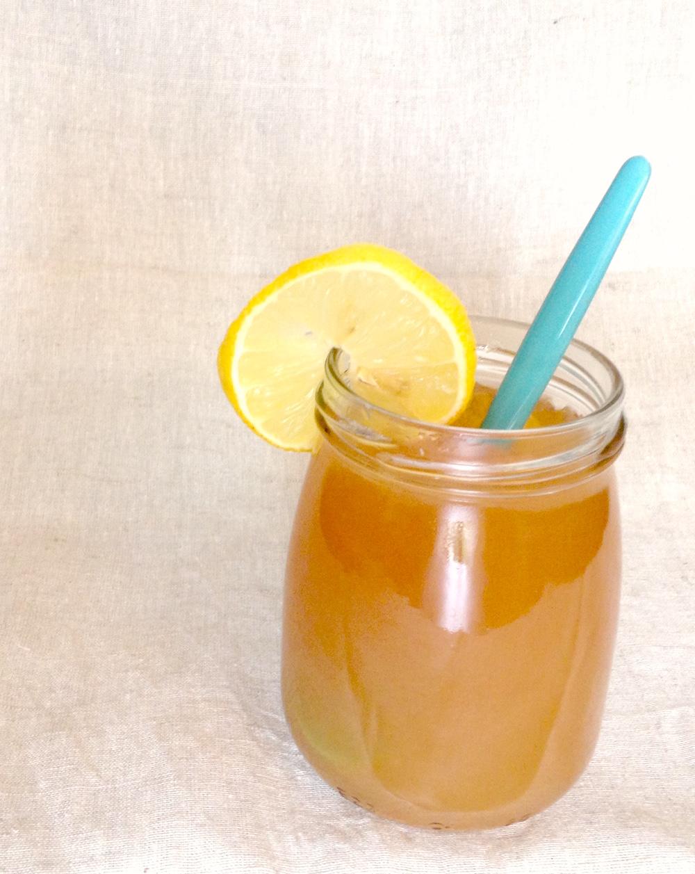 Kanten al limone - ricette macrobiotiche