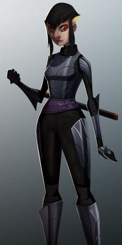 She's Fantastic: Teenage Mutant Ninja Turtles - KARAI!