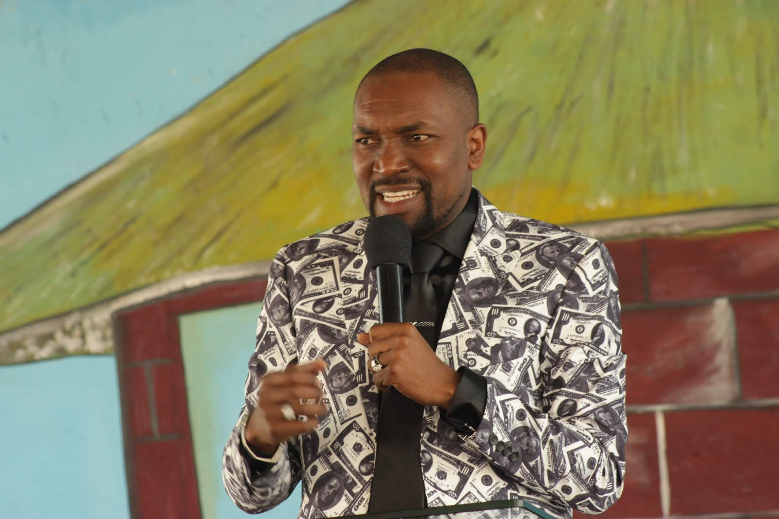 Prophet Blessing Chiza Says NC Will Become President Of Zimbabwe