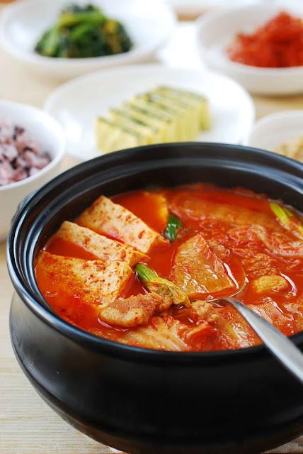 Cách nấu canh kim chi Hàn Quốc ngon tại nhà 4