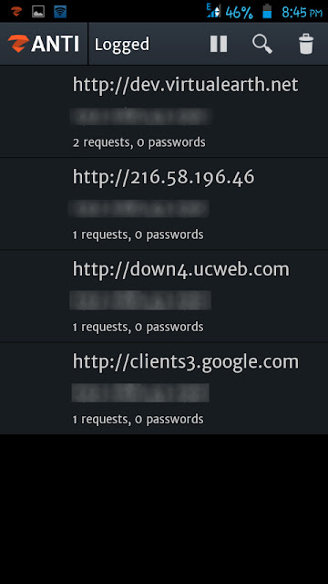 peticiones http Identificados