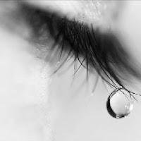 douces larmes de chagrin