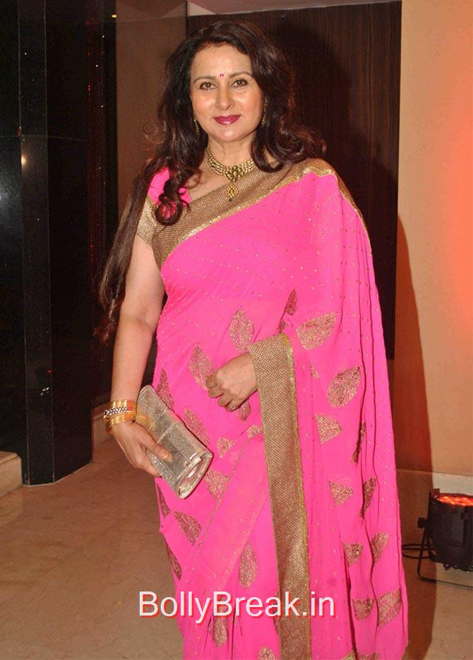 Poonam Dhilon, Hot Pics of Divyanka Tripathi At Karan Patel Ankita Bhargava's sangeet ceremony