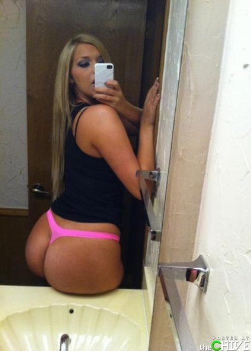 Bathroom ass
