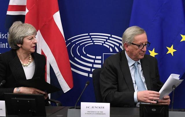 Καταψηφίστηκε η Συμφωνία για το Brexit
