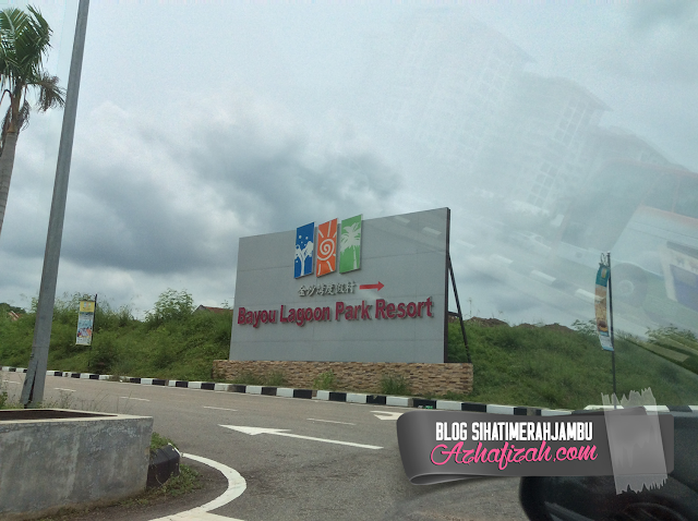 2Hari 1 Malam di Bayou Lagoon Park Resort