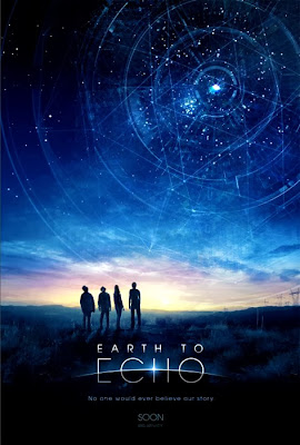 Poster oficial Earth To Echo