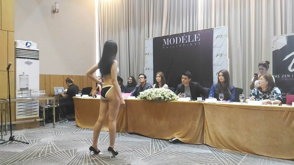 how to become a professional model in Manila
