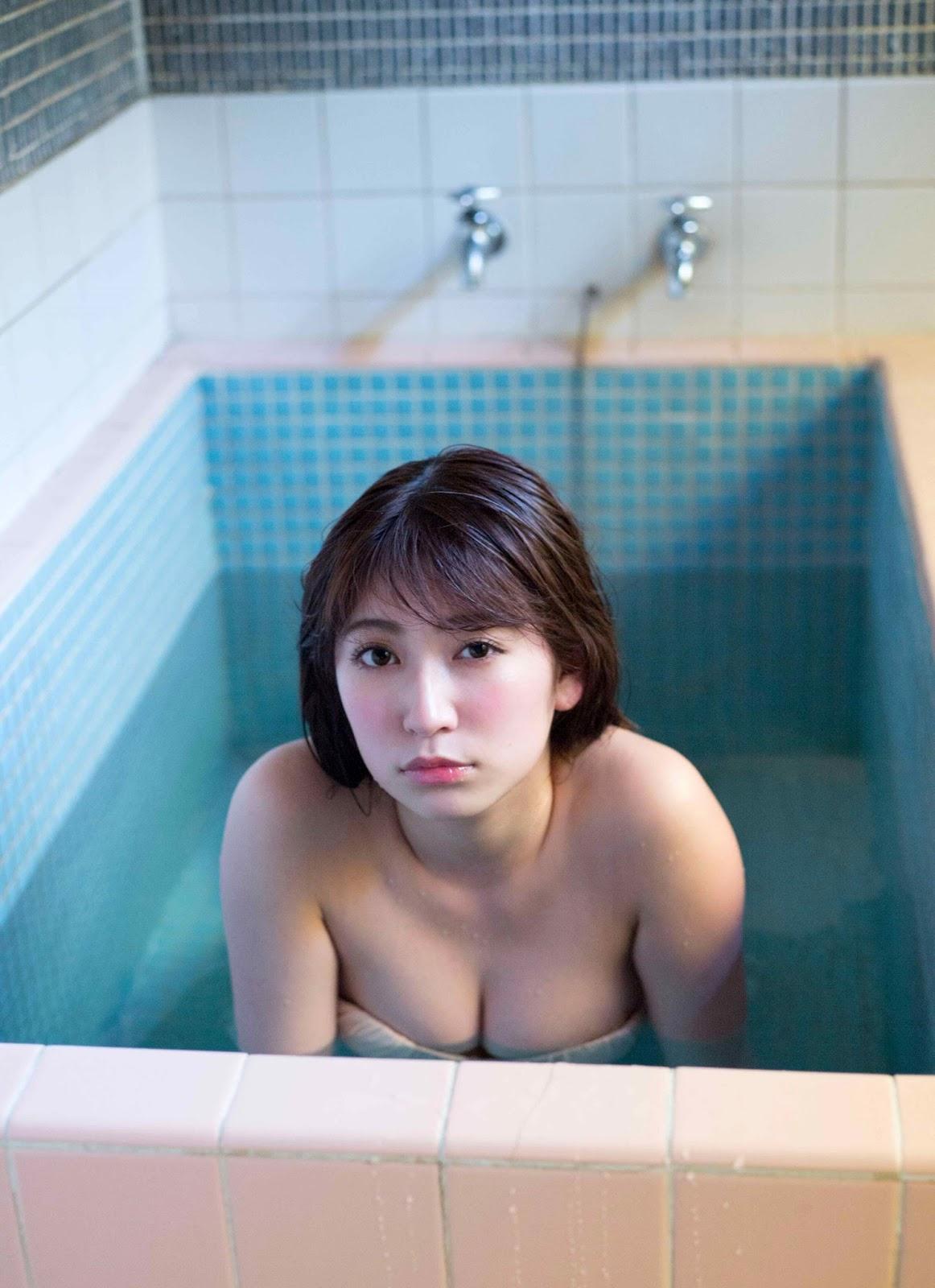 Yoshida Akari 吉田朱里 NMB48, Ex-Taishu 2017.06 No.02 (EX大衆 2017年06月号)